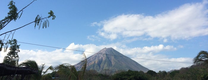 Volcan Concepcion is one of Kat's Liked Places.
