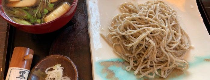 彦衛門 is one of ミシュランガイド関西2014 (蕎麦).