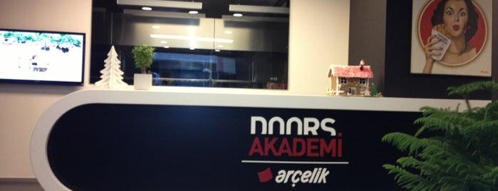 Doors Akademi is one of Istanbul To-Do's.