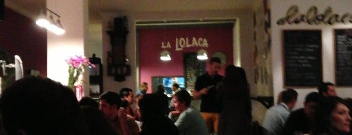 La Lolaca is one of Tempat yang Disimpan Su.