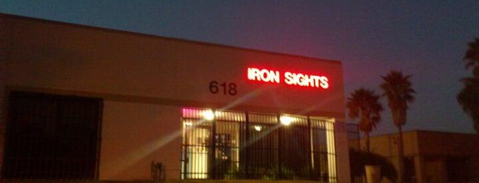 Iron Sights Shooting Range is one of สถานที่ที่ L.D ถูกใจ.