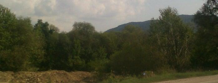 Кавказские горы🗻 is one of Lugares favoritos de Георгий.