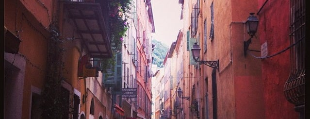Vieux Nice is one of Bienvenue en France !.