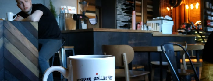 COFFEE COLLECTIVE is one of Siberia, Snow & Bears.