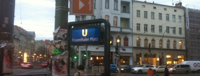 Rosenthaler Platz is one of Explore Berlin (Alexanderplatz) Like a Local.