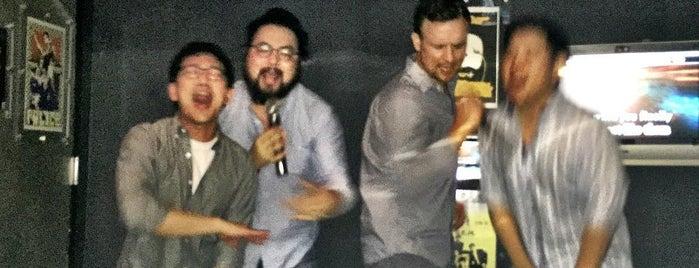 Music Story Karaoke is one of Tempat yang Disimpan Vipe X.