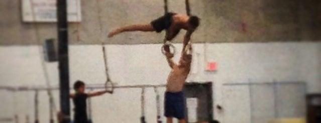 Houston Gymnastics Academy is one of Ms. Damaris 님이 좋아한 장소.