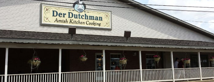 Der Dutchman Restaurant & Bakery is one of Lieux qui ont plu à Phillip.