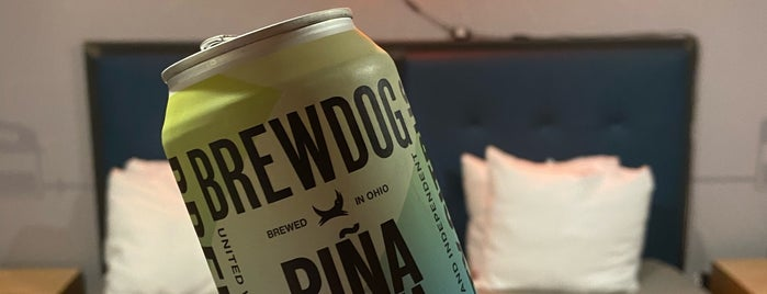 Brewdog Dog House Hotel is one of Visit in USA.