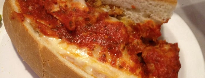 DeFalco's Italian Grocery is one of A State-by-State Guide to Sandwich Heaven.