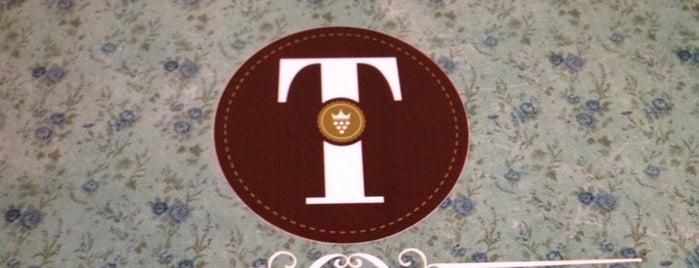 Tertulianos is one of Posti che sono piaciuti a sanchola.
