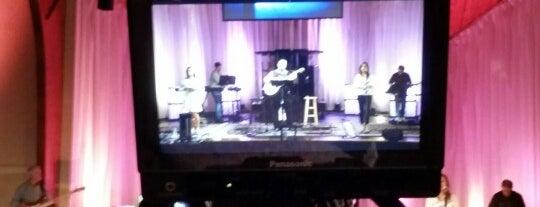 Community Bible Church is one of Lugares favoritos de Brian.