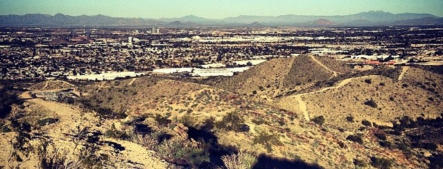 South Mountain is one of Phoenix.
