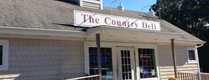 The Country Deli is one of Locais curtidos por Montana.