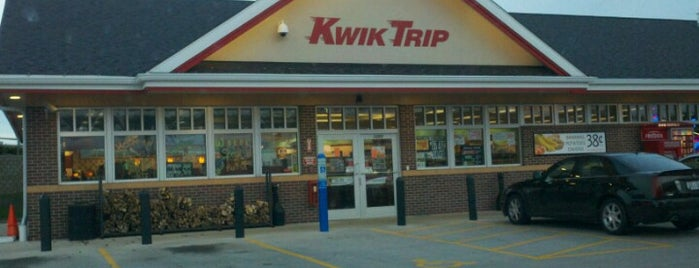 KWIK TRIP #450 is one of Lieux qui ont plu à Consta.