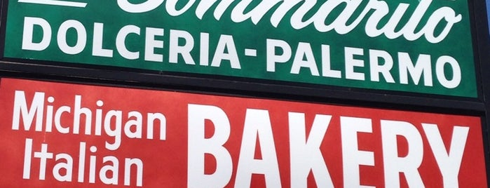 Bommarito Bakery is one of Orte, die Ben gefallen.