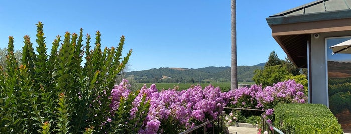Laird Family Estate is one of Hidden Napa.