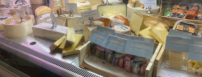 La Fromagerie is one of USA.
