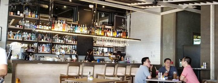 Praya Waterside Eatery is one of HK List.