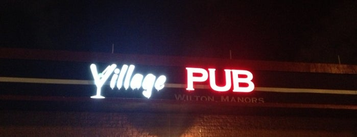 Village Pub - Wilton Manors is one of Fort Lauderdale Gay Bars.