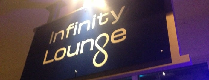 Infinity Lounge is one of Orte, die David gefallen.
