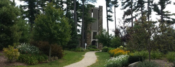 Cathedral of the Pines is one of Be Outside.
