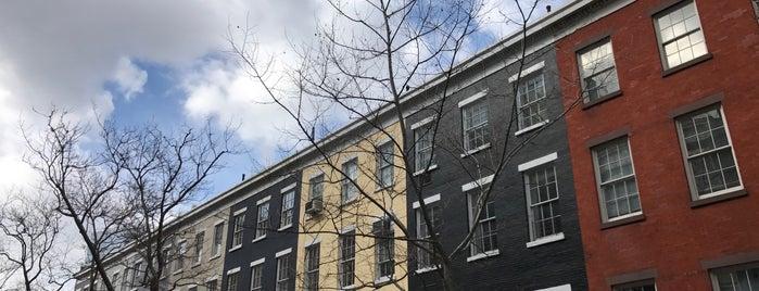 Bleecker & MacDougal Streets is one of NYC.