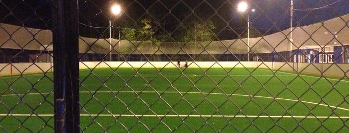 Футбольное поле is one of Roman : понравившиеся места.