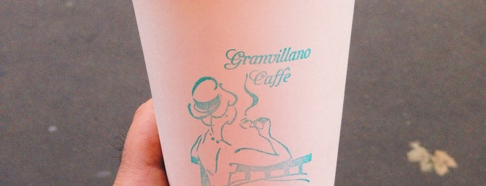 Granvillano Caffè is one of Lugares favoritos de Roman.