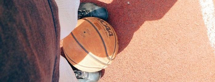 Баскетбольная площадка is one of Roman'ın Beğendiği Mekanlar.
