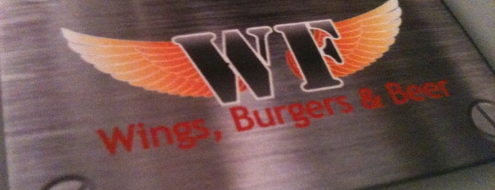 Wings Factory is one of Lugares por visitar con mi Pequeña.