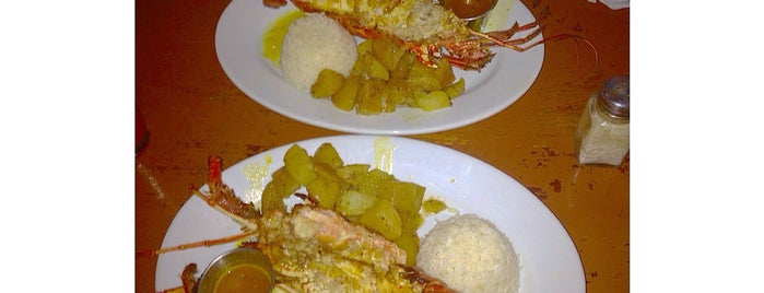 Roy's Blue Water Grill is one of Belize: Caye Caulker.