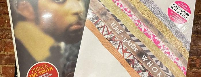 Cinderblock People is one of Vinyl hunt.