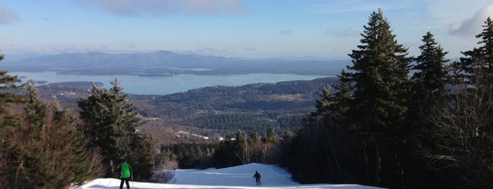 Gunstock Mountain Resort is one of NH.