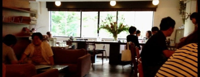 Zarigani Cafe is one of Tokyo.