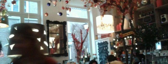 Bij Maud Eten & Drinken is one of Coffeebars and Tearooms in Tilburg.