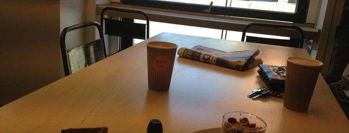 No 95 en Kaffebar is one of Amagers Finest.