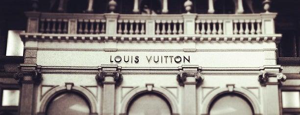 Louis Vuitton is one of الدوحة.