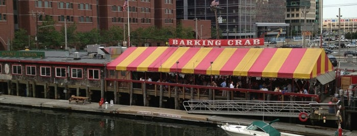 The Barking Crab is one of Boston, MA.