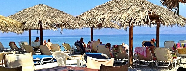 Caribbean Beach Bar is one of Greece.