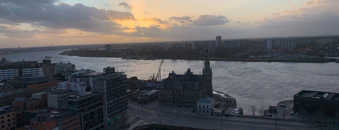 Panorama MAS is one of Antwerp.