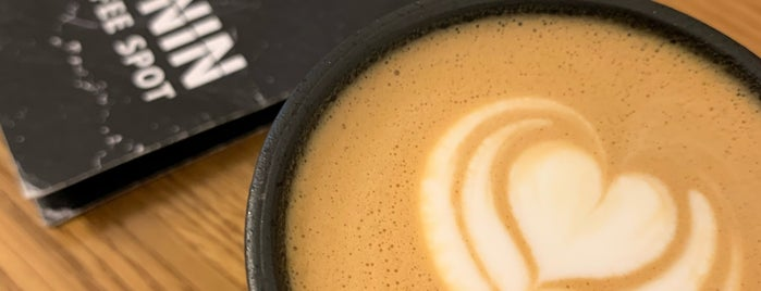 Rónin Coffee Spot is one of Praha NEW.