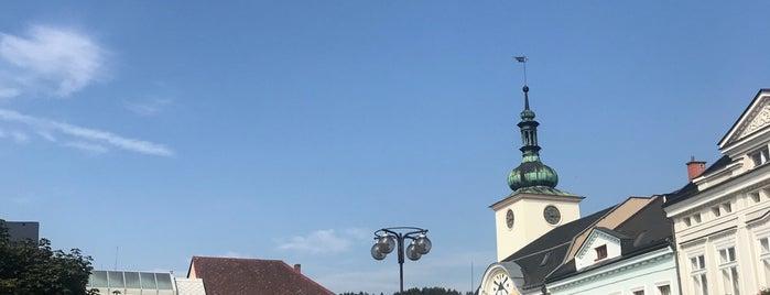 Mírové náměstí is one of Jakubさんのお気に入りスポット.