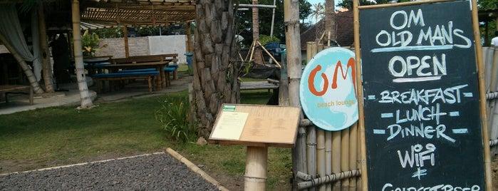OM Beach Lounge is one of Bali's Best.