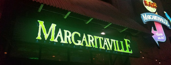 Margaritaville is one of Posti salvati di Satyajith.