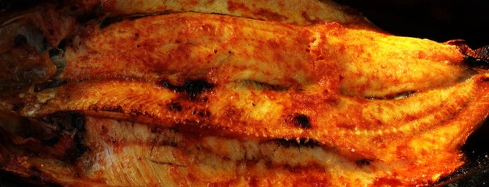 Neşet'in Yeri Restaurant is one of Posti che sono piaciuti a Cihat.