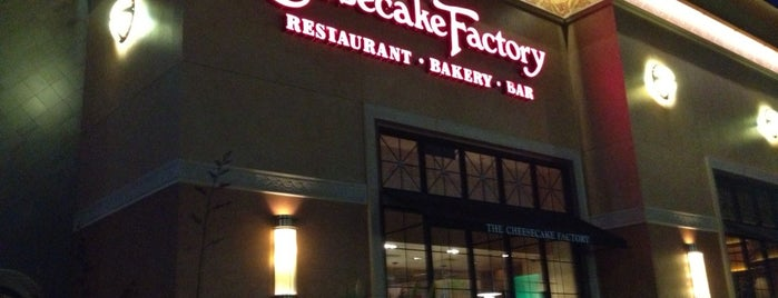 The Cheesecake Factory is one of Posti che sono piaciuti a Cerise.