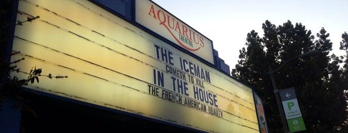 Aquarius Theatre is one of Dylan : понравившиеся места.