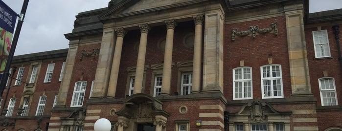James Graham Building is one of Leeds Beckett University Buildings.