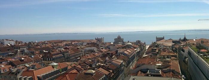 Elevador de Santa Justa is one of Lisboa.